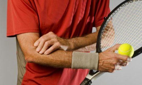 درد آرنج تنیس بازان (lateral epicondylitis)